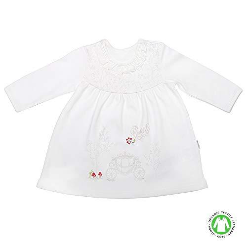 Sevira Kids - Robe bébé en coton biologique - Charlène
