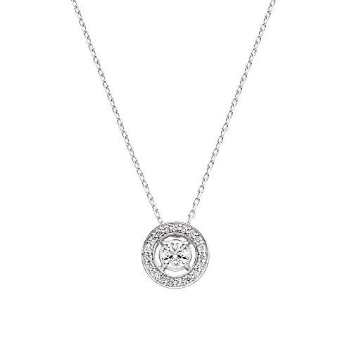 [ヴァンドーム青山] VENDOME AOYAMA プラチナ ダイヤモンド 0.19ct ヴァンクリストー ネックレス 品質保証カード付 APVN199443DI