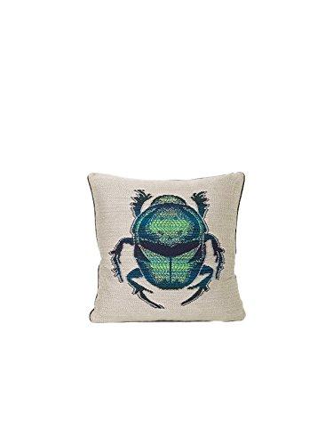 Ferm Living Salon kussen, Beetle 40 x 40 cm