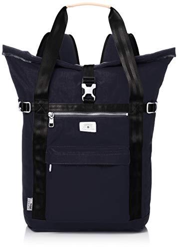 [アッソブ] リュック バックパック 通学 CORDURA SPAN 600D 2WAY BAG BLACK One Size