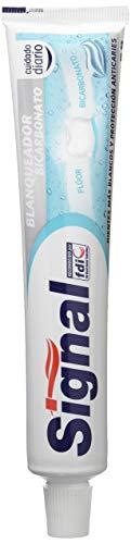 Signal - Zahnpasta, Bleichmittel, 75 ml.