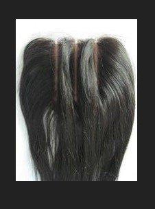 Pretty Loxx indiens 10,2 x 10,2 cm 3 partie Fermeture en dentelle soyeux Straight- 30,5 cm Couleur 1B