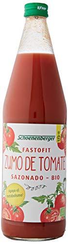 FASTOFIT Tomaten-Saft gewürzt - bio (0.75 L)