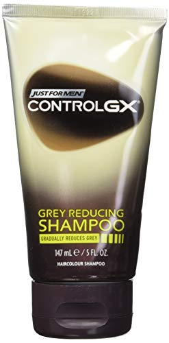 JUST FOR MEN ControlGX  grau reduziert Shampoo  (147ml)