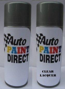 Spray de pintura Citroën KTV Negro Perla Nera aerosol + lacado