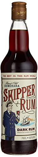 Skipper Rum Finest Old Demerara Dark (1 x 0.7 l)