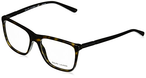 Ralph Lauren 0Rl6168 Monturas de gafas, Dark Havana, 53 para Hombre