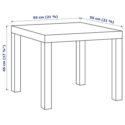 mesa de centro cuadrada ikea