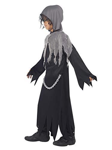 SMIFFYS Costume La Morte, comprende Mantello e Cappuccio