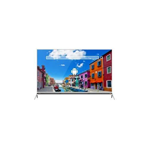 CONTINENTAL EDISON TV 49' 4K UHD Smart Barre de Son 124.5cm