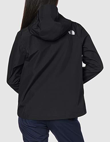 『[ザノースフェイス] ジャケット FL ドリズルジャケット レディース NPW12014 ブラック 日本 S (日本サイズS相当)』の1枚目の画像