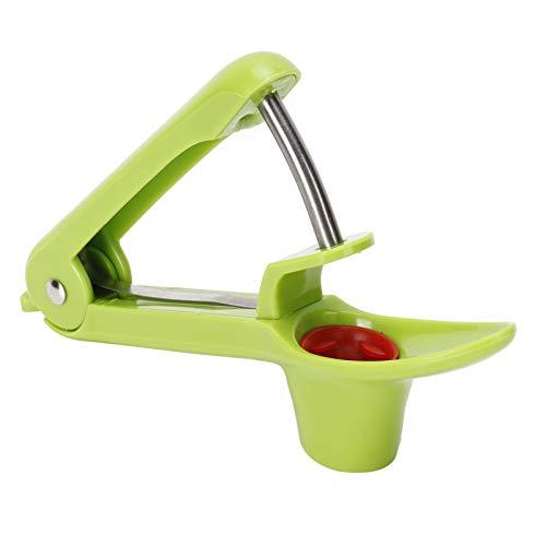 Deshuesador de frutas, descorazonador de dátiles rojos de fácil duración, acero inoxidable para descorazonador de frutas