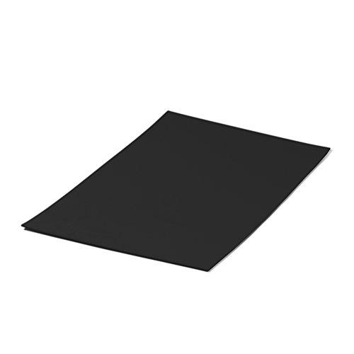 Pryse Eva - Goma, 20 x 30 cm, color negro
