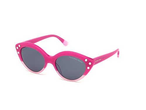 Victoria's Secret VS0009, Gafas Mujer, Rosa luc/fumo, 54