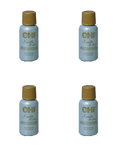CHI Keratin Silk Infusion 4 x 15 ml