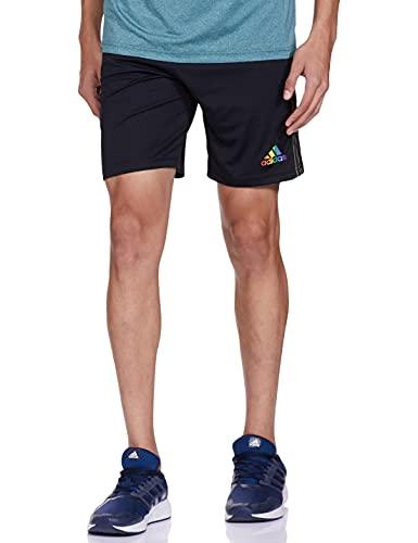 adidas Tiro SHO Pride Shorts, Mens, Black, M