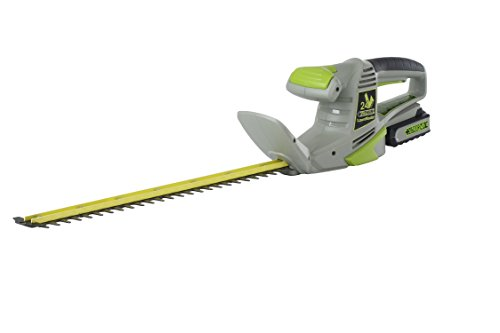 LawnMaster CLHT2422 24-Volt Li-On Cordless Hedge Trimmer, 22-Inch
