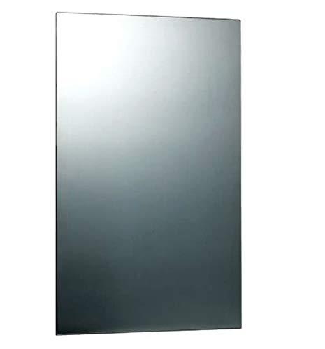 Infrapower INFRA-VCIR-600-M pannello radiante ad infrarossi Superficie a specchio senza profilo 400 Watt Montabile in orizzontale o verticale a parete Misure 60x90x2,5 cm