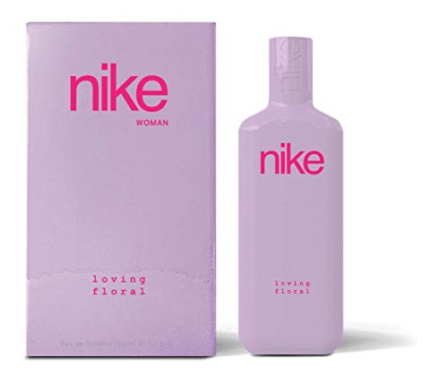 Nike Loving Floral Woman Eau de Toilette Natural Spray 150ml