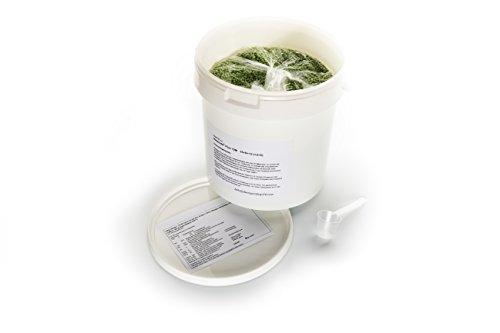 Duengershop24 5 kg Abfüllung aus Basacote® Plus 12M 15+8+12(+2+5) mit Dosierlöffel 5-20 Gramm