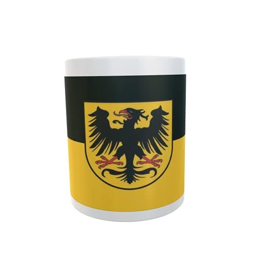 U24 Tasse Kaffeebecher Mug Cup Flagge Arnstadt