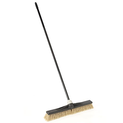 "O-Cedar 24"" Smooth Surface Push Broom"