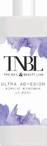 TNBL Ultra Adhesive Acrylic Liquid Monomer (100mL, Clear)
