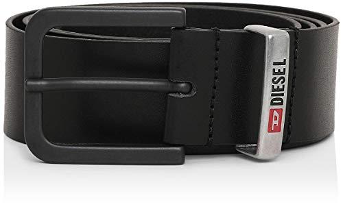 Diesel B-CASTEL, Cinturón para Hombre, Negro (Black T8013/Pr227), 90