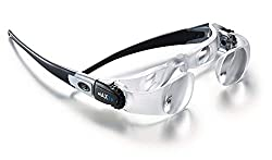 2.1X Eschenbach Max TV Glasses Distance Viewing by MAGNIFYING AIDS