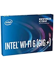 Intel AX200 Gig+ Wi-Fi 6 - Kit de Escritorio