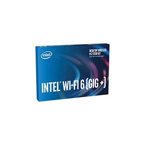 Intel AX200 Gig+ Wi-Fi 6 Desktop...