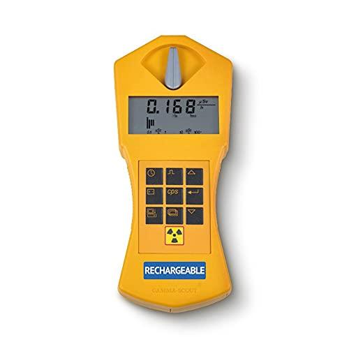 Gamma-Scout® - Compteur Geiger rechargeab