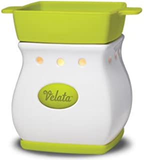 Key Lime Curve Velata Fondue Warmer