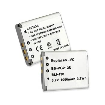 BNH-164-5.4 NiMH Battery Rechargeable Ultra High Capacity NiMH 3.6V 5000mAh - Replacement for Sharp BT-H32U Camcorder Battery