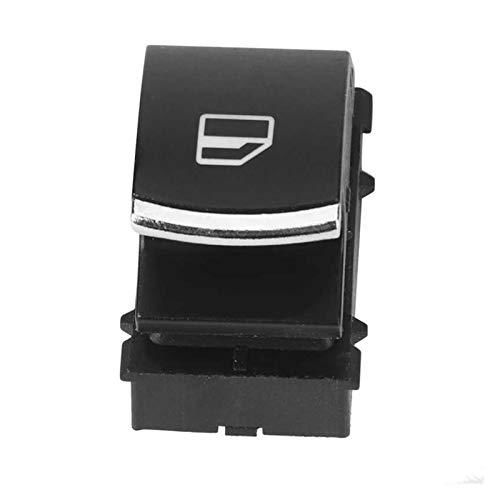 HUAZHUANG 5pcs / Set Kit de Interruptor de automóvil FIT FOR para la Ventana Lateral del Panel Maestro Espejo retrovisor Adecuado para CC 3C B6 ABS ABS Accesorio DE Coche