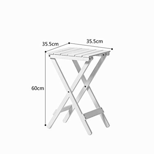 Klaptafel, salontafel voor buiten, kleine tafel, Nordic hout, bloem, staand, woonkamer, balkon, lui, tafel