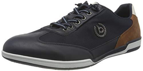 bugatti Herren 321726035900 Sneaker, Blau, 42 EU