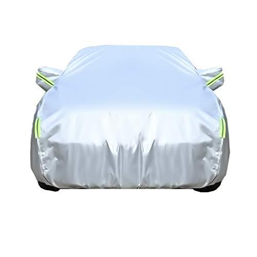 WAA Compatible con Lexus RX 2020 Funda para Coche SUV Four Seasons Universal A Prueba de Viento/A Prueba de Polvo/Impermeable/Protector Solar/con Cremallera Ropa Exterior para Coche