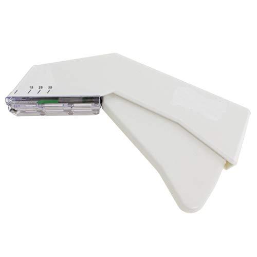 Mingzuo Einweg-Hautklammergerät, Erste-Hilfe-Anwendung, 35 vorinstallierte, sterilisierte Klammern, Suture, CE FDA-zertifiziert