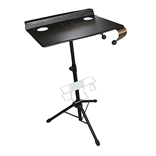 MERIGLARE Tattoos Workstation Stativ Einstellbare Fest Desktop Pro Display Rack