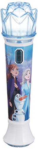 Disney - Frozen Magical Mitsingen Mikrofon und MP3 Karaoke