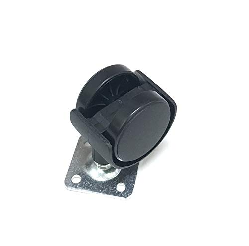 OEM Haier Air Conditioner AC Caster Wheel Foot Originally for Haier CPN10XHJ, CPN11XCJ, CPN12XC9, CPN12XH9, CPN12XH9-E