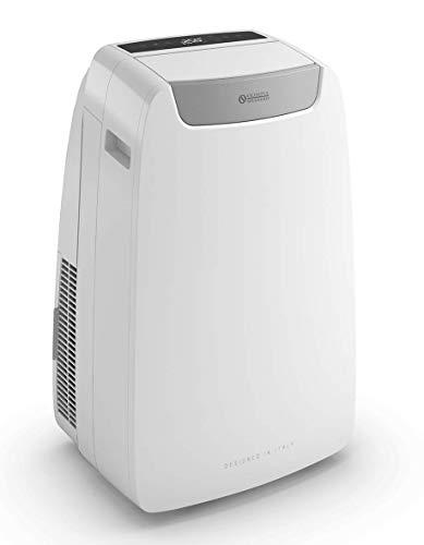 Olimpia Splendid 01918 Dolceclima Air Pro 14 HP Mobiles Klimagerät mit Wärmepumpe, mit Fernbedienung, 3520 kW, 264 V, Gas R290, Italienisches design