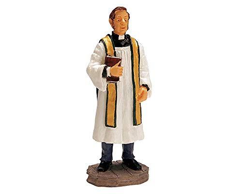 Lemax Village Collection Reverend Smythe #22616