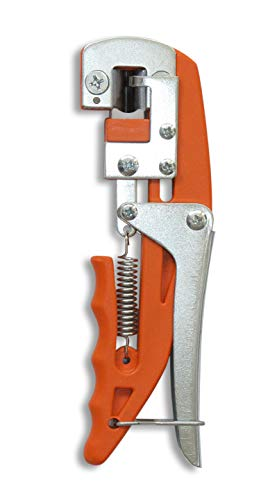 GARTENPAUL Veredelungsschere | Premium | Veredelungszange inkl. 4 Messer mit neuem W-Messer