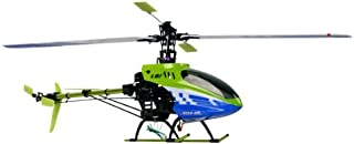 Red Belt CP V2 ESKY 6 CH 2.4 GHz Electric RC Remote Control Helicopter RTF