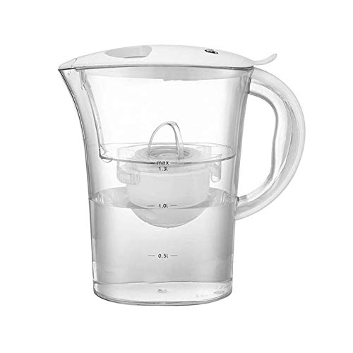 Sdesign Restaurar la jarra de agua alcalina con nuestro filtro de larga duración  Purificador de filtro de agua alcalina  Sistema de jarra de filtración de agua  Máquina de agua alcalina ionizada a