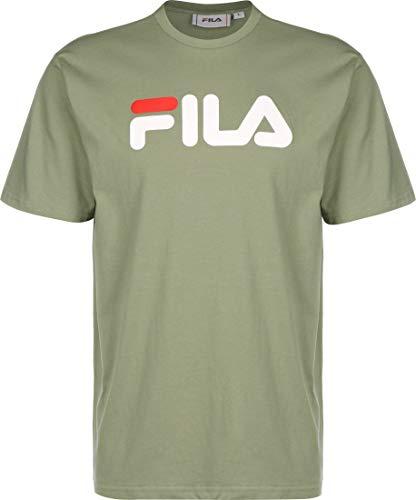 FILA abbigliamento T-Shirt Unisex Classic Pure SS Tee T-Shirt MC Uomo Green 681093 M