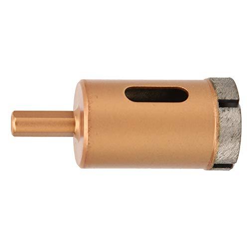 Broca adecuada del diamante, metal de la broca de la operación de la velocidad para el vidrio concreto de la teja de cerámica del mármol 25-38m m