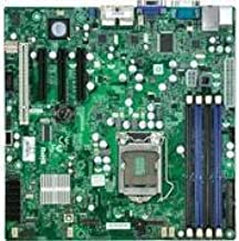 Supermicro X8sil-F Motherboard - Lga1156 Intel 3420 Ddr3-1333 V 2gbe Matx Rohs Compliant